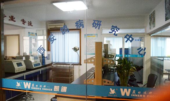 凯鸽鸽病研究中心